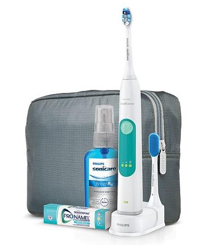 Sonicare 3 Series Gum Health Toothbrush Holiday Bonus Pack