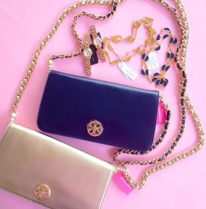 From $49 Handbags during Private Sale @ Tory Burch