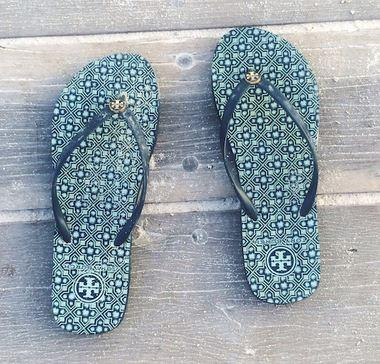 From $19 Flip Flop during Private Sale @ Tory Burch