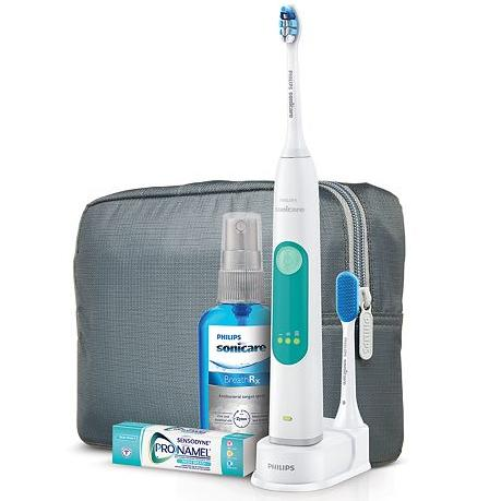 Kohl's card nubmer only Sonicare 3 Series Gum Health Toothbrush Holiday Bonus Pack