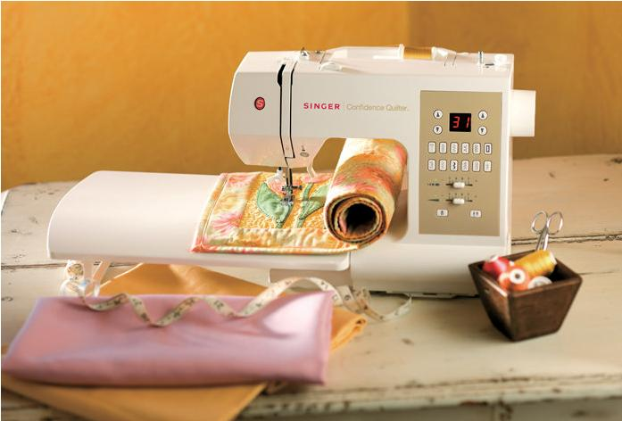 Refurbished Singer 7469Q Confidence Quilter Factory Serviced Computerized Sewing and Quilting Machine Refurbished