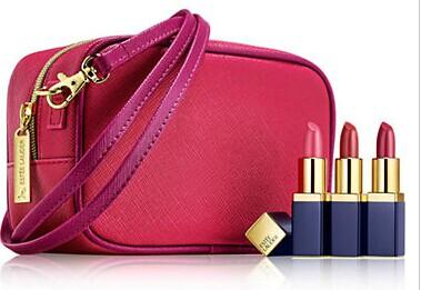ESTEE LAUDER Dream Pink Three-Piece Pure Color Envy Sculpting Lipstick Set @ Lord Taylor