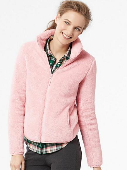Starting From $24.90 UNIQLO Women's Fleece Jackets On Sale @ Uniqlo