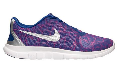 Nike Free 4.0 V5 Print Running Shoes