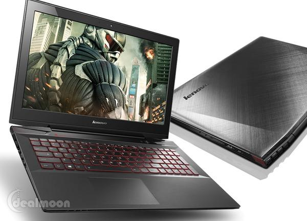 Lenovo Y50 15.6'' 4K touch screen Powerful Multimedia & Gaming Laptop