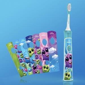 Philips Sonicare for Kids Connected Sonic Electric Toothbrush, HX6321/02