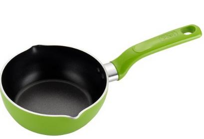 T-fal C96899 Excite Nonstick Thermo-Spot Dishwasher Safe Oven Safe PFOA Free Saucier Cookware