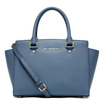 MICHAEL Michael Kors Selma Medium Convertible Satchel(3 color)