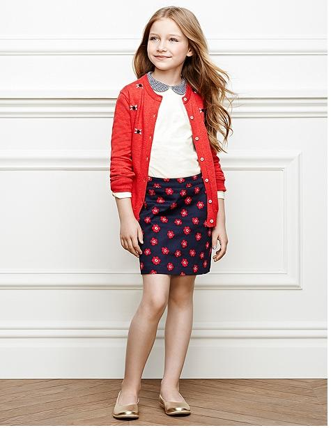 Up to 60%Off+Extra25%(card holder) Girls Fall Clearance @ Brooks Brother