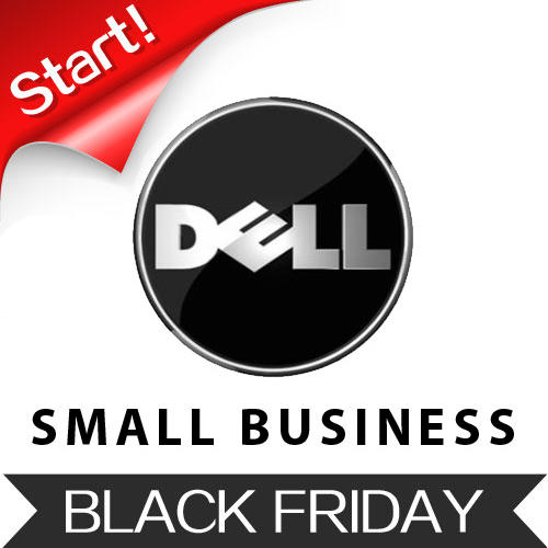 Starting Now! Dell Small Business Black Friday 2015 sale
