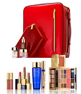 $59.5 Estee Lauder Color Edit Blockbuster with Any Estee Lauder Fragrance Purchase @