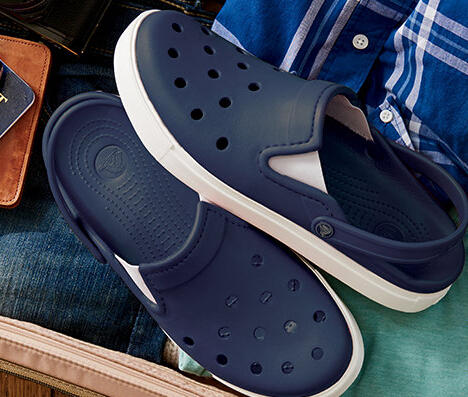 Up to 50% Off Select Styles @ Crocs