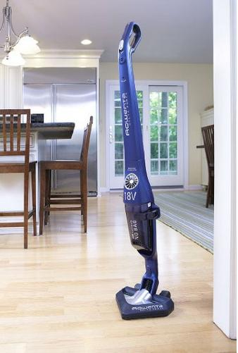 Rowenta RH8548 Delta Force Lightweight Cordless Bagless Stick Vacuum Cleaner