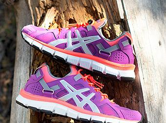 Up to 57% Off Asics Women's Sneaker @ 6PM.com