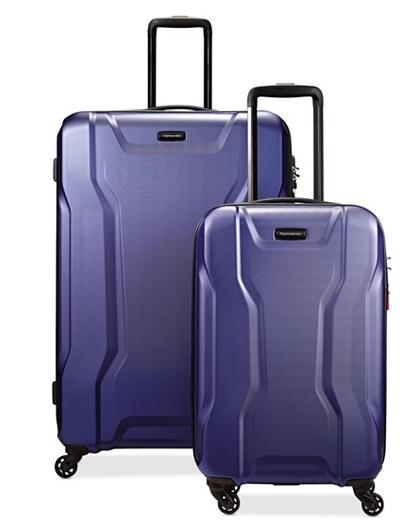 Up to 50% Off +Extra 15% Off Select Samsonite Luggage On Sale @ Macy's