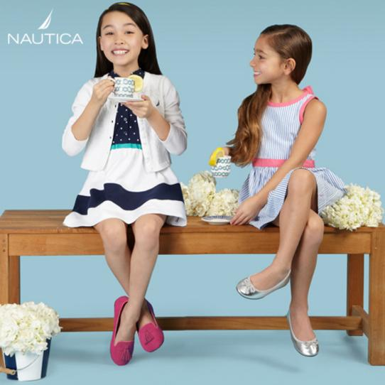 50% Off or More Nautica for Girls