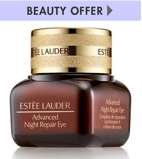 Free Full-Size Eye Gel Creme with your purchase of 1.7 oz. Advanced Night Repair Synchronized Recovery Complex II @ Bergdorf Goodman