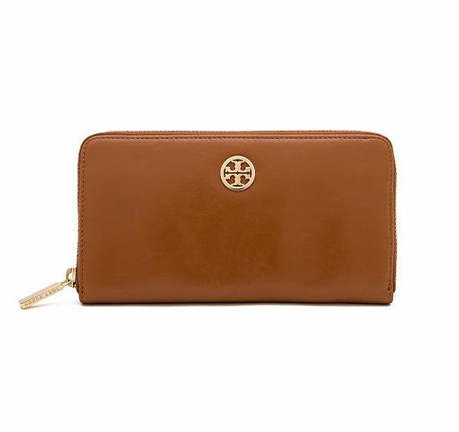 DENA ZIP CONTINENTAL @ Tory Burch