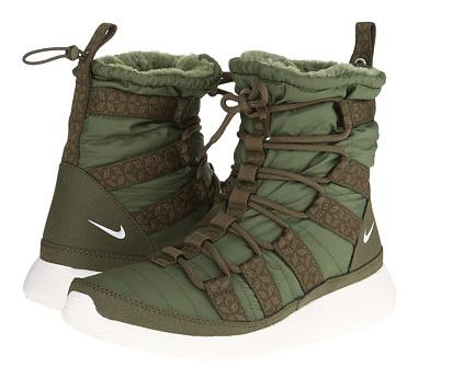 Nike Roshe Run Hi Sneaker Boot On Sale @ 6PM.com