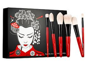 $148 SEPHORA COLLECTION hakuho-do + SEPHORA PRO Kanpeki Perfection Brush Set ($245.00 value)