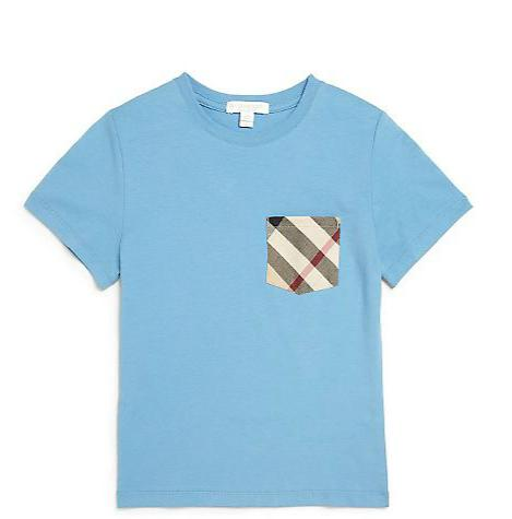Burberry Little Boy's & Boy's Pocket Tee @ Saks Fifth Avenue