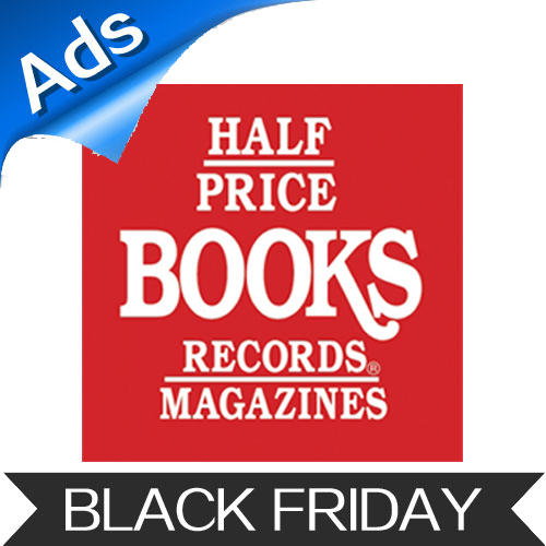 Check it now! Half Price Books Black Friday 2015 Ad Posted
