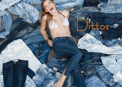 Up to 68% Off Dittos Women's Denim @ Hautelook