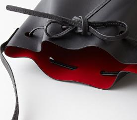 From $485 MANSUR GAVRIEL Classic Black and Red @ Barneys
