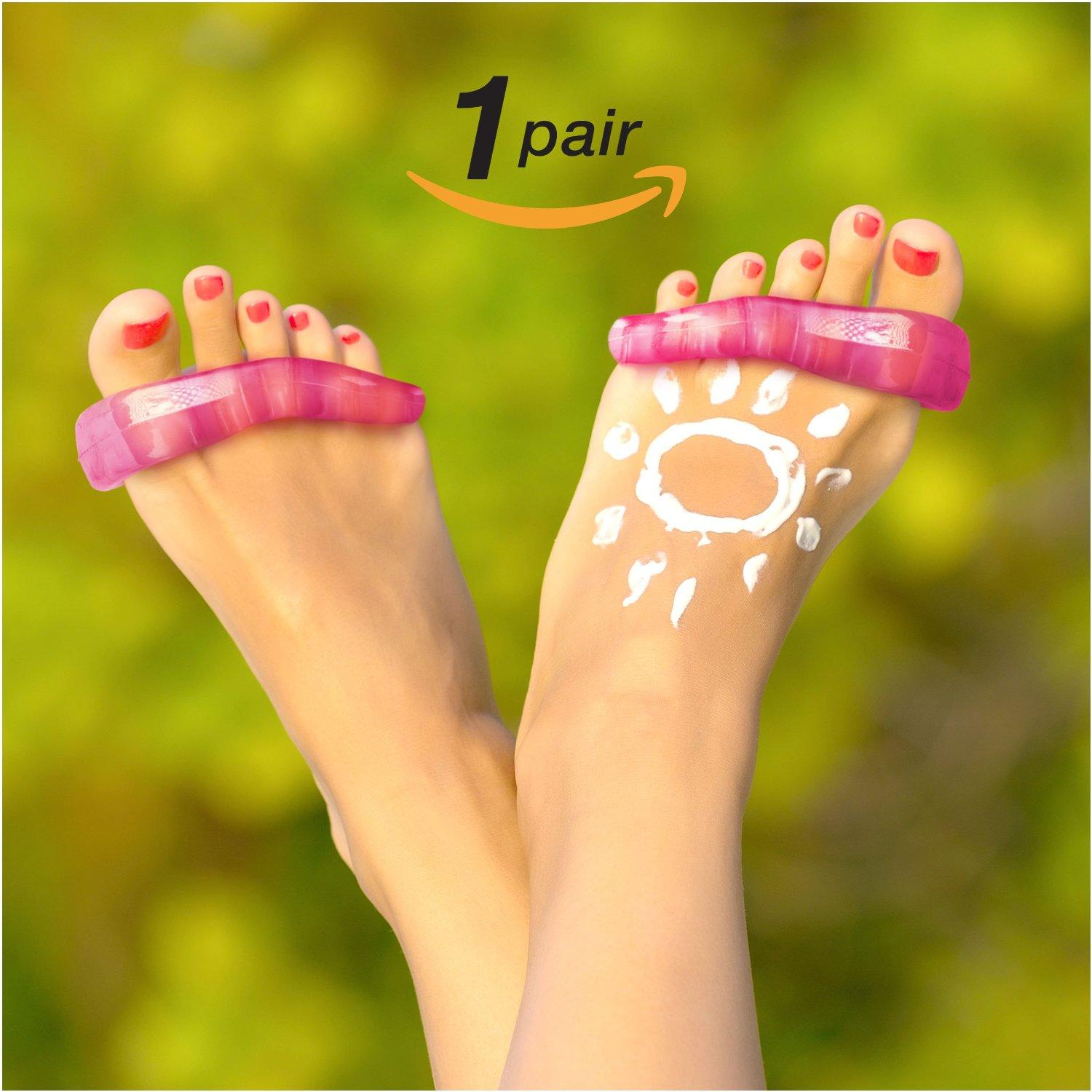 Past Limits Elite Toe Separators and Spacers