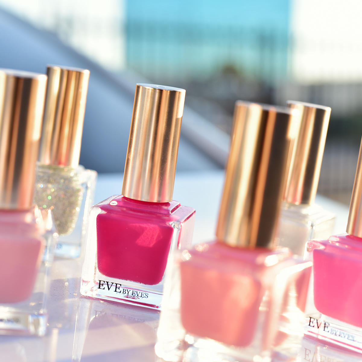 Extra 20% Off + Free Shipping Nail polish Sale @ Eve by Eve's