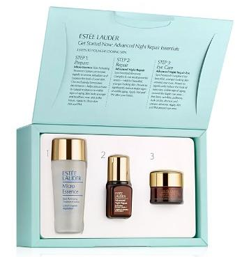 $35 + 2 deluxe sample Estée Lauder Advanced Night Repair Essentials Set @ Bloomingdales