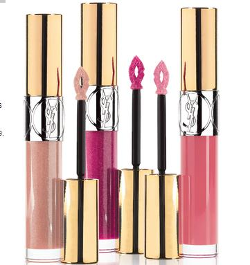 15% Off GLOSS VOLUPTE TRIO @ YSL Beauty