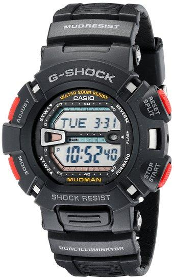 Casio Men's G9000-1V