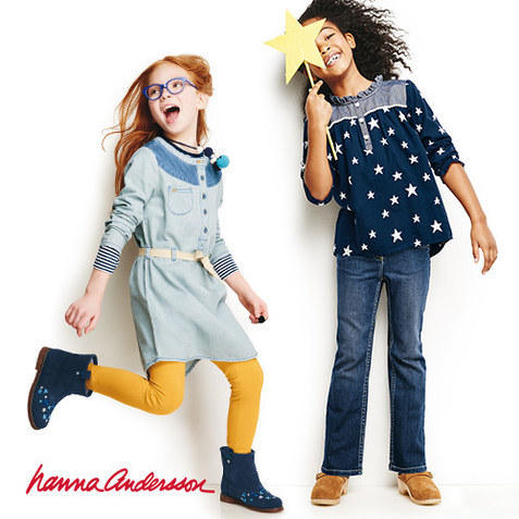 Up to 50% Off Hanna Andersson Kids @ Zulily.com