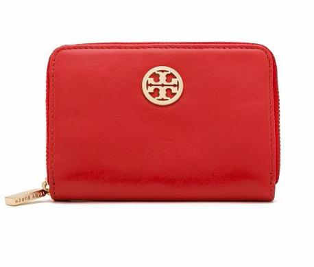 From $79 + Free Shipping Wallets and more during Private Sale @ Tory Burch