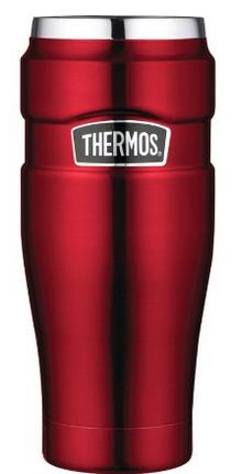 Thermos Stainless Steel King 16 Ounce Travel Tumbler