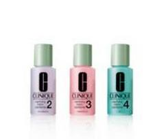 Free 2 Deluxe Sample from with any full-size step from Clinique's 3-Step system Purchase @ Bon-Ton