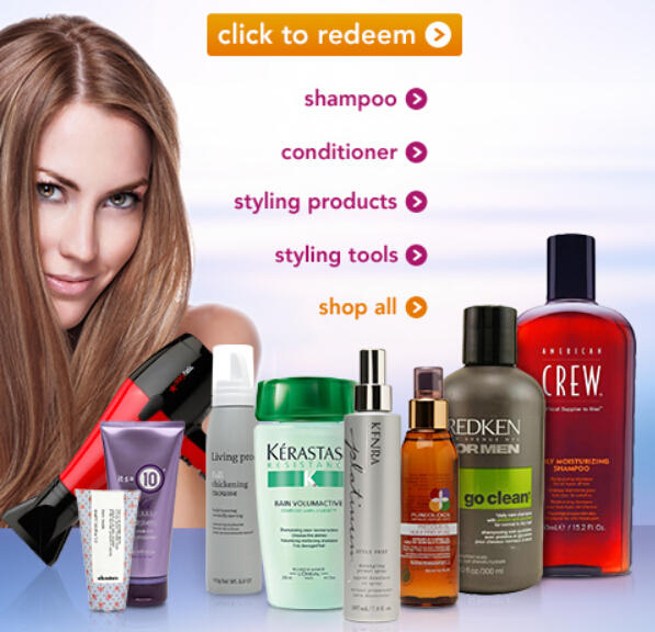 20% off Everything in Salon Hair Care Department @ Drugstore.com