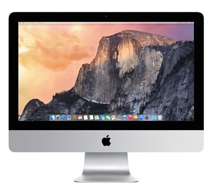 From $889 Apple Certified Refurbished iMac Desktops at Apple Store