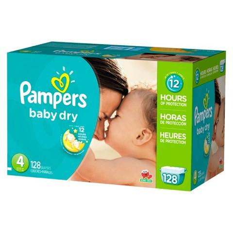 $30 Gift Card Select Diaper Sale @ Target