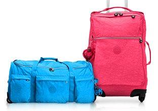 Up to 60% Off Select Kipling, TUMI & More Luggage @ MYHABIT