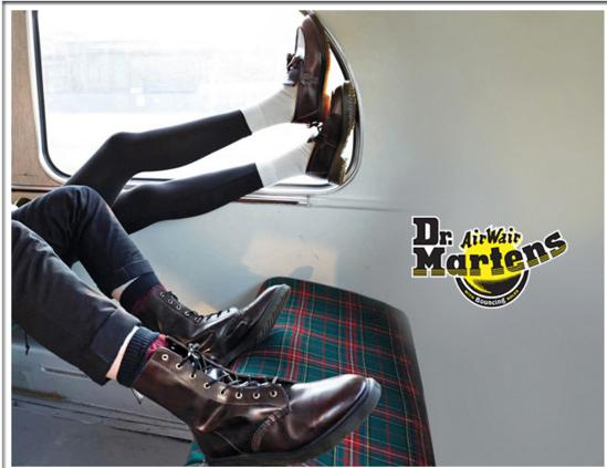 Up to 30% Off Fall Steals @ Dr. Martens