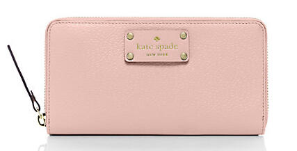 Up to 75% off Wallet Sale @ kate spade
