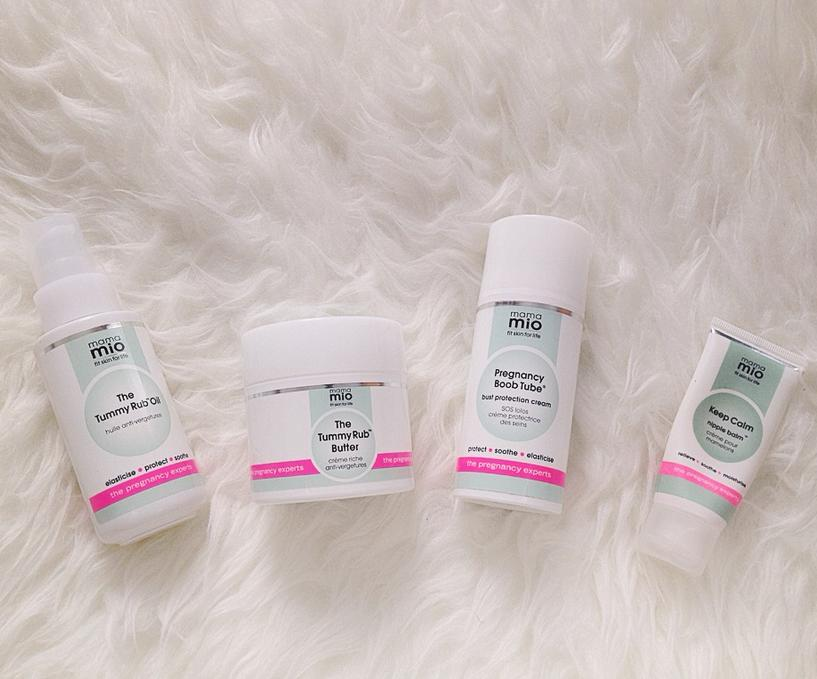 Dealmoon Exclusive! 20% Off On Oder Over £50+ Free Shipping Mama Mio Pregnancy Skincare @ lookfantastic