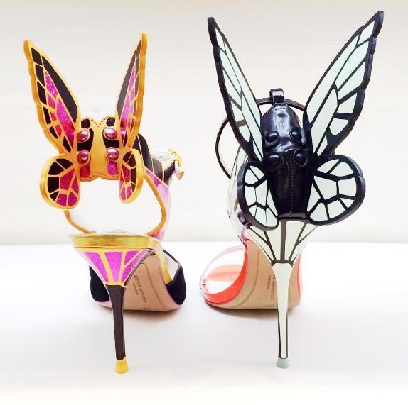 Up to $200 Off Sophia Webster Butterfly Shoes @ Neiman Marcus