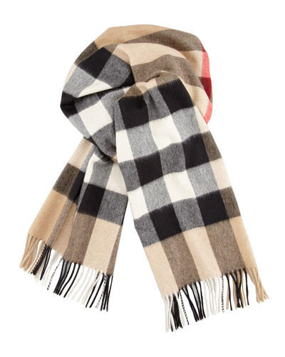 $100 Off $400 Burberry Scarves @ Neiman Marcus