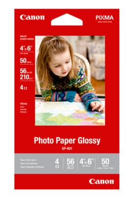 Buy 1 Get 10 Free on Canon Photo Paper Glossy II 4x6
