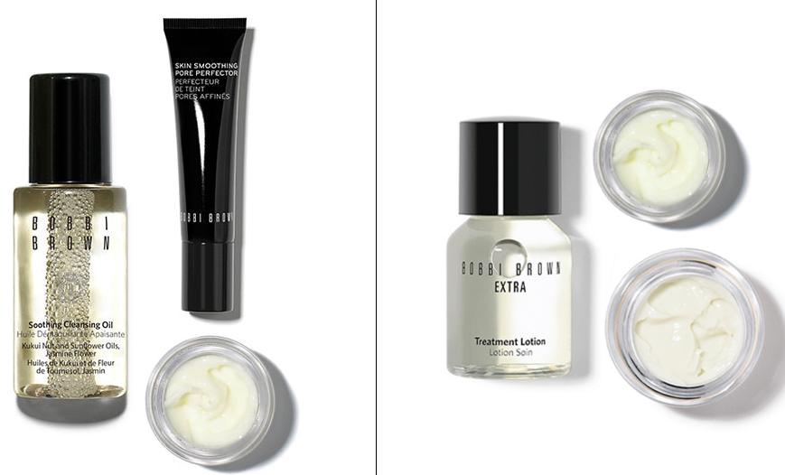 Free Skincare Travel Trio+Free Shipping with Any Purchase of $50 @ Bobbi Brown Cosmetics