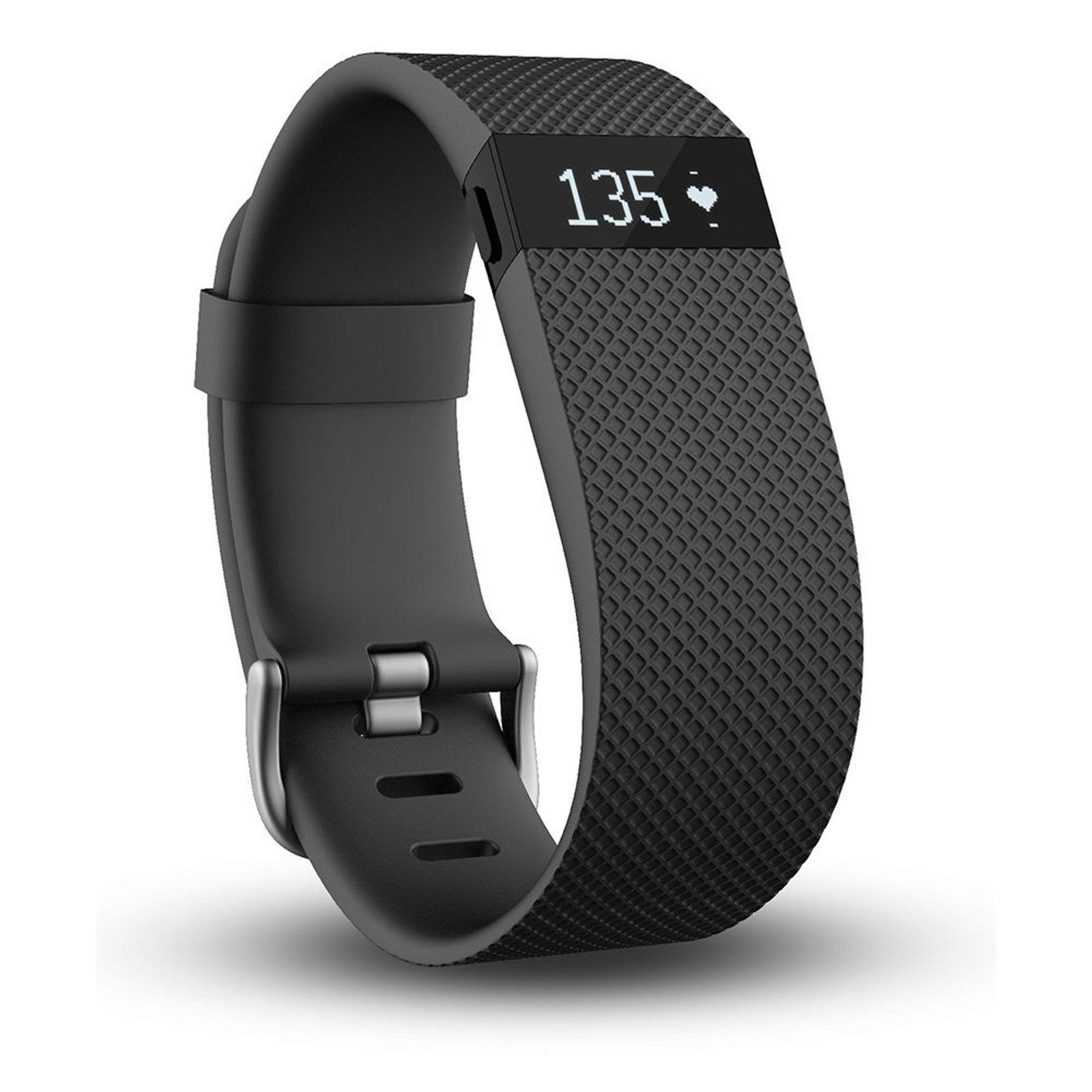 Fitbit Charge HR Wireless Activity Wristband (Large)
