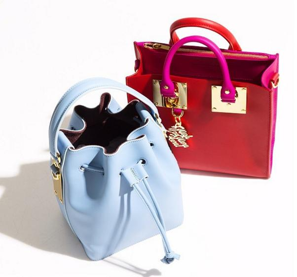 $50 Off $200, $100 Off $400 Sophie Hulme bags @ Neiman Marcus